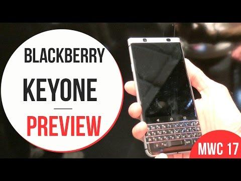 Blackberry e il suo bellissimo KeyOne MWC 2017