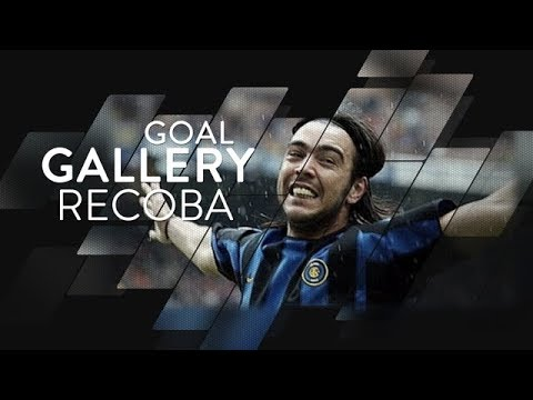 ALVARO RECOBA | All of his 72 Inter goals! 🇺🇾🖤💙