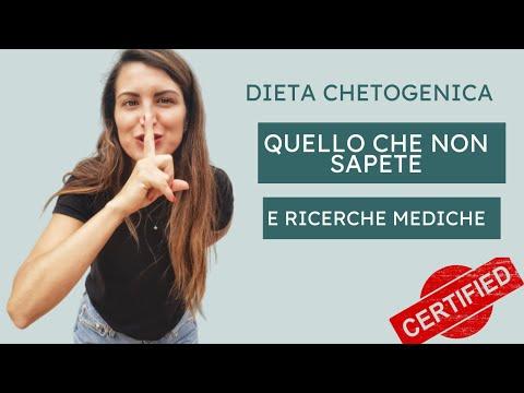 Dieta Chetogenica Esperienza - Pro e CONTRO