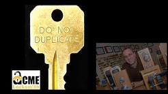 Do Not Duplicate (DND) Stamped Keys Offer ZERO Protection