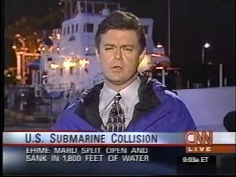 2001 02 11 LCDR Jack Laufer   CNN    TS Ehime Maru   FULL
