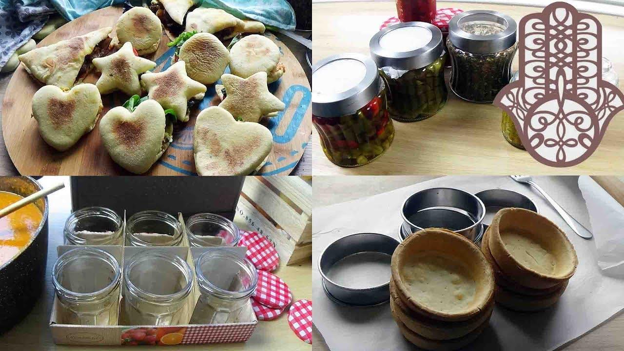Pr paratifs ramadan femmes d bord es astuces pour gagner du temps 4 recettes de batbout youtube - Cuisine maghrebine pour ramadan ...
