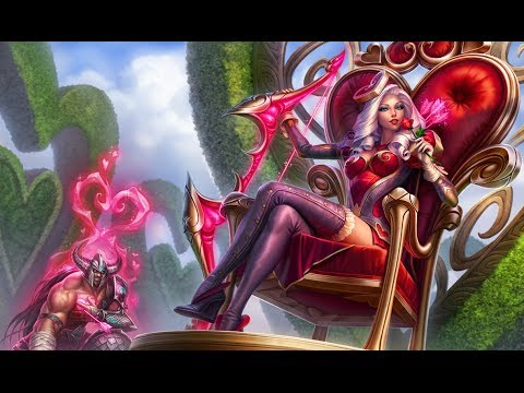 League Of Legends Valentines Skins