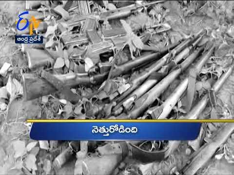 Andhra Pradesh | 22nd April 2018 | Ghantaravam | 6 PM | News Headlines