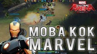 MOBA KOK MARVEL?? - Marvel End Time Arena Indonesia