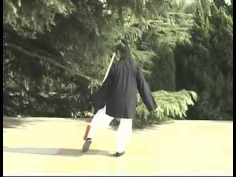Wudang Tai Chi Sword tutorial