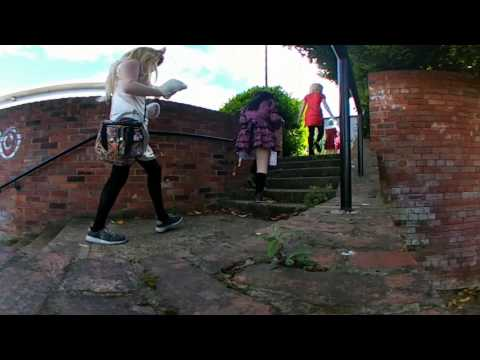 Sheffield Kigu Posse in 360 (make sure you pan around!)