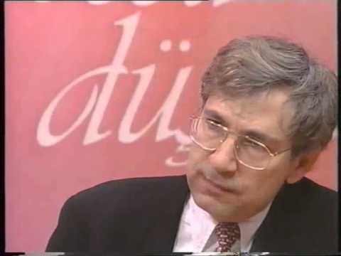 "Sedef Kabaş - Orhan Pamuk, ""berbat herif"""