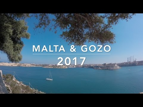 GoPro | Easter holiday in Malta 2017 | 1080p