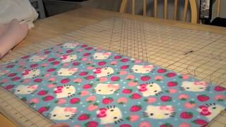 How to Make Fleece Liners for Yur Guinea Pig Cage Thumbnail