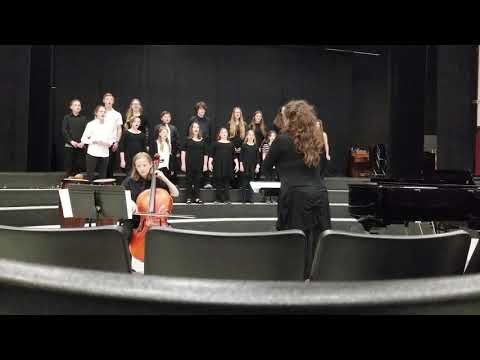 Chico Country Day- Choir festival 2019