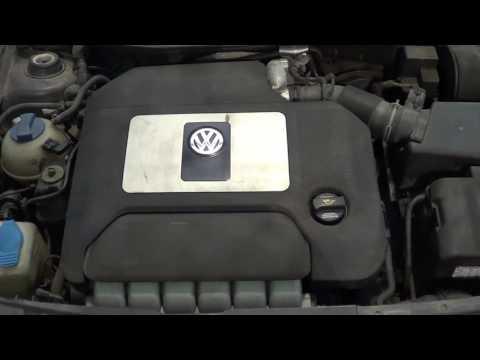2004 VW GTI VR6 Engine Test w/ 115k Miles