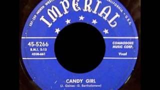 HAWKS - Joe the Grinder / Candy Girl - IMPERIAL 5266 - 1954