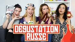 Dégustation de produits russes (avec Coline, Lilith Moon, Pastel et Estelle Blog Mode)