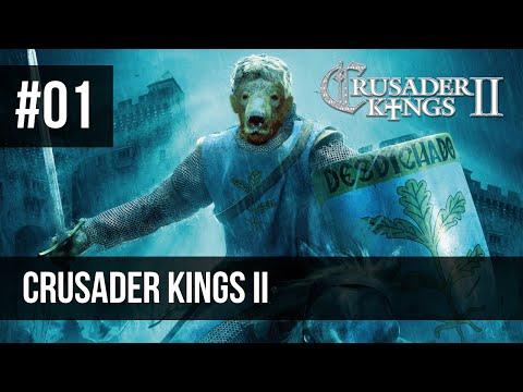 Crusader Kings 2 - Etniczna Dynastia #1 Pilot