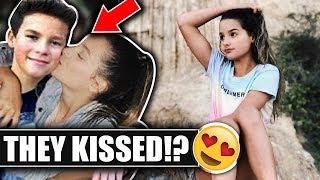 ANNIE KISSES HAYDEN!? ANNIE LEBLANC & HAYDEN'S SECRET TRIP TO HAWAII !!!! *HANNIE?*