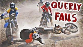 Dirtbike und Supermoto Fails! | Reaktion