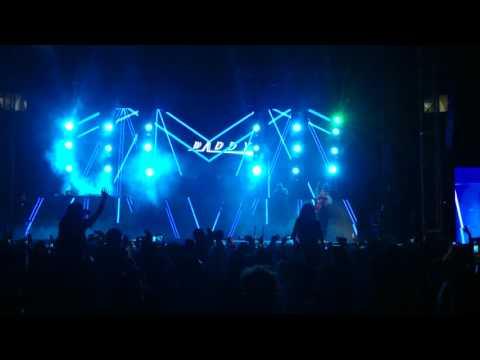 Concierto de Daddy Yankee en Quito 2017
