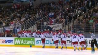 Denmark vs Czech Republic 2014-05-17 4-3 WC 2014