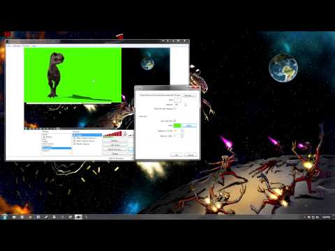 how to put a video on obs studio