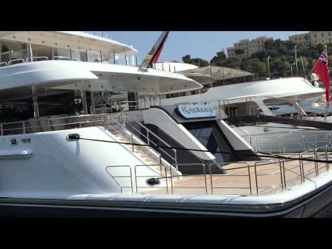 Royal Romance Private Yacht By Feadship Youtube