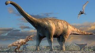 Топ 5 Самых Гигантских Динозавров