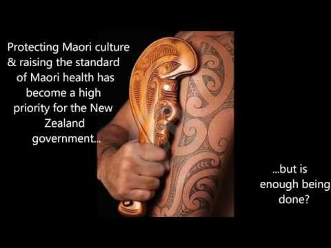 Colonisation and Maori health