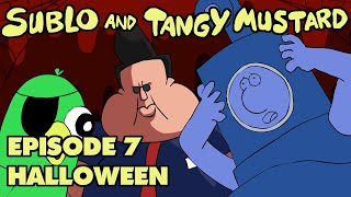 Sublo and Tangy Mustard #7 - Halloween