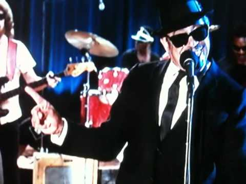 Introducing the Blues Brothers