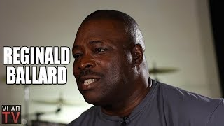 Reginald Ballard on How He Landed 'Bruh Man from the 5th Floor' Role on 'Martin' (Part 6)