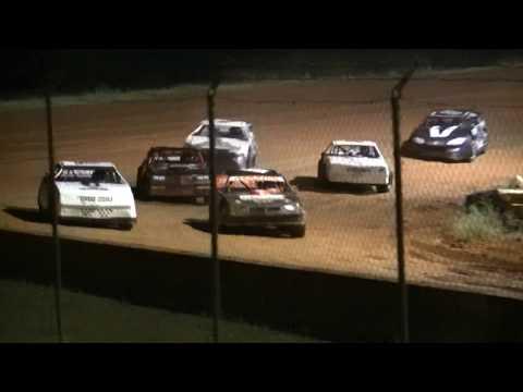 Natural Bridge Speedway Street Stock Race July 14, 2017