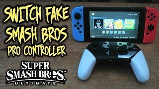 Fake £35 Smash Bros Pro Controller! Unboxing & Test!