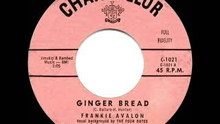 Watch Frankie Avalon Ginger Bread video