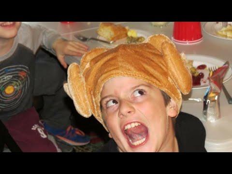 Kid Temper Tantrum Ruins Uncle Jay's Thanksgiving [ Original ]