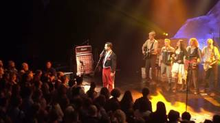 Trauffer-Konzert in der Chollerhalle in Zug