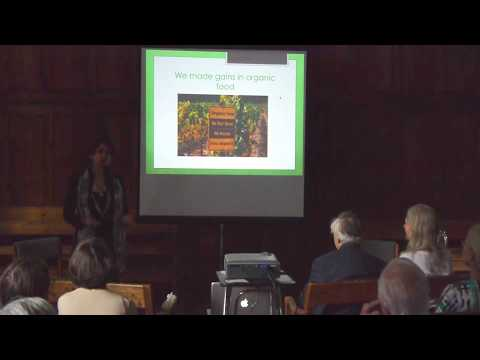 Move Upstream - A talk by Karen Shragg