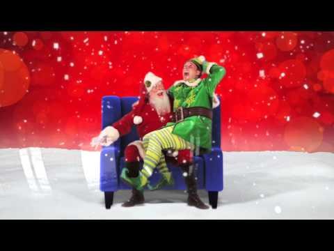 Elf, the musical - Walnut Street Theatre this Holiday Season