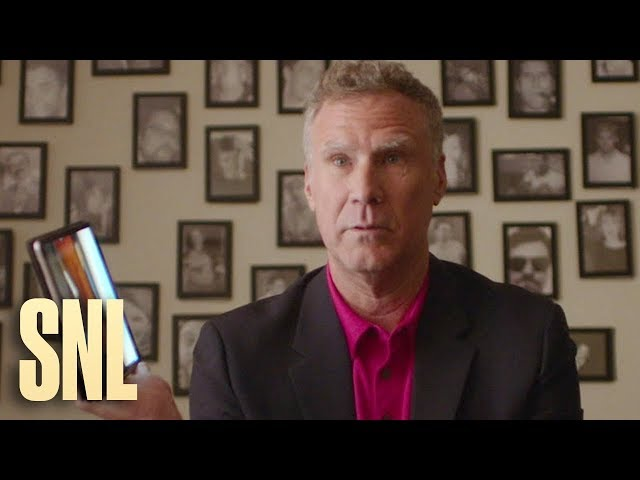 """SNL Stories from the Show: Vintage Footage of Will Ferrell as """"Ron"""""""