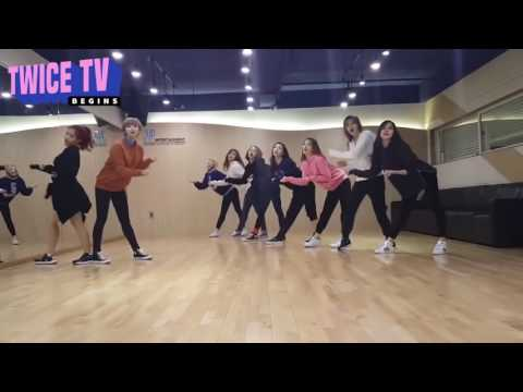 TWICE트와이스 DO IT AGAIN   DANCE PRACTICE
