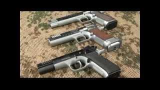 Cz 75  чешский пистолет с мировым именем. Арсенал
