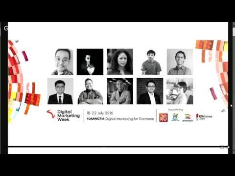 Digital Marketing Week, Digital Marketing Essentials, Rhein Mahatma