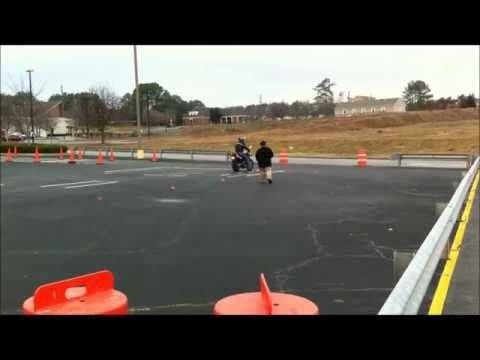 Georgia Motorcycle License and Test from YouTube · Duration:  5 minutes 42 seconds