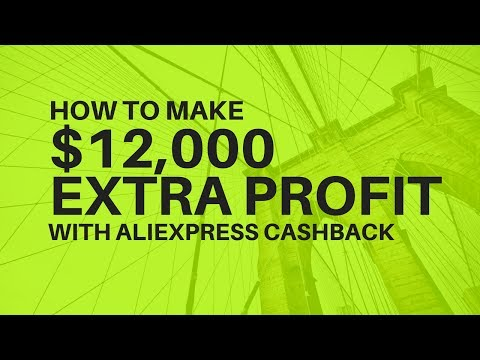 How My eCom Student Made An Extra $11,810.53 With AliExpress Cashback