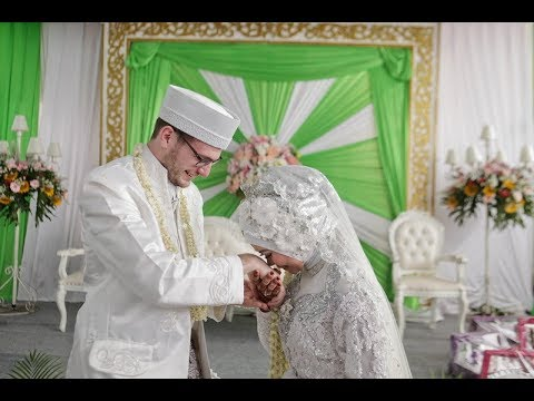 Akad Nikah Maureen & Usamah Adat Melayu