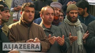 Kashmiris mark 28th anniversary of Gaw Kadal massacre