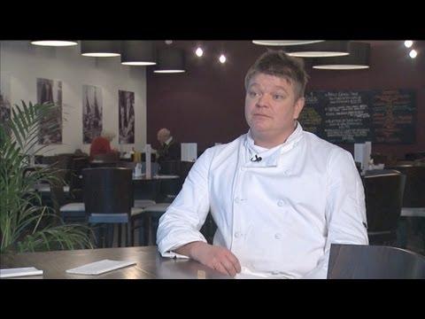 Chef James Goacher Of Naked Fish, Bridlington | 18