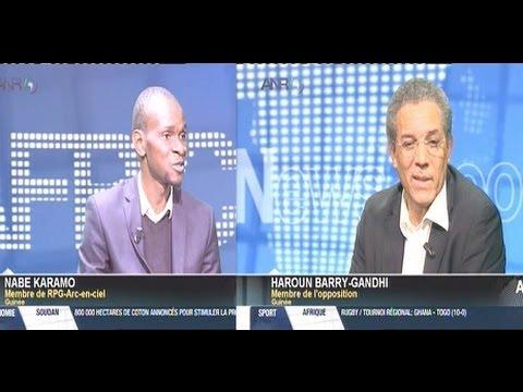 Ghandi Barry et Karamoko Nabé s'expriment sur le bilan d'Alpha Condé à la tête l'UA SUR Africa24