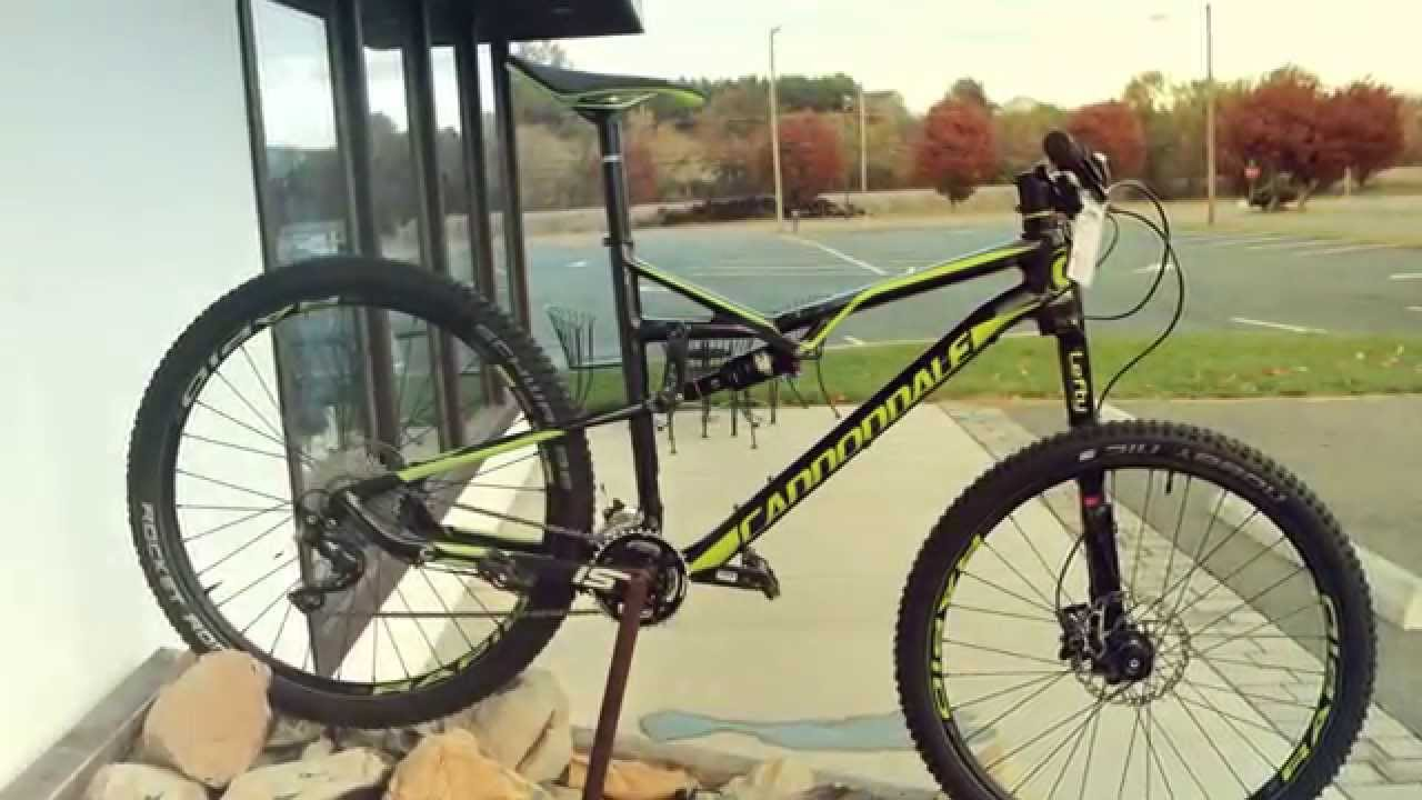 d280765fc55 Kyle's First Ride Impressions of the 2016 Cannondale Habit Carbon 3 —  Bluestone Bike & Run - Harrisonburg's Full Servivce Bike Shop and Guide  Service