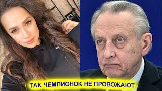 Глава ФФКР Горшков Выступит ли Загитова в Пекине Нет нет нет