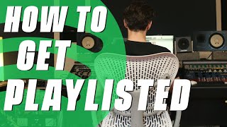 How To Get Playlisted On Your Spotify for Artist Profile